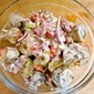 Roasted Fingerling Potato Salad with Prosciutto