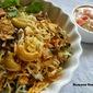 Mushroom Dum Biryani in Sanjeev Kapoor's style