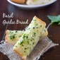 Basil Garlic Bread