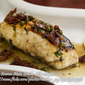 Baked Fish Fillet with Capers