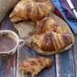 Pretzel Croissants {Bread Baking Babes}