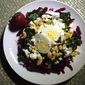 Kale and Red Beet Salad