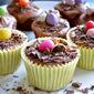 Easter Egg Cupcakes - Recipe