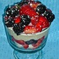 Springtime Desserts with Driscoll's...Featuring White Chocolate Cheesecake-Berry Trifles