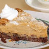 Five Minute Peanut Butter Icebox Pie