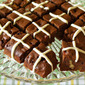 How to Make Hot Cross Spicy Brownies for Easter - Video Recipe