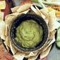 Roasted Asparagus Skinny Guacamole