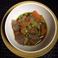 Slow-cooked Beef and Sweet Potato Stew