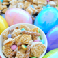 Easter White Chocolate Chex Mix