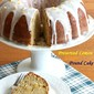 Preserved Lemon Ginger Pound Cake
