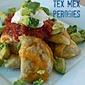 Tex Mex Perogies