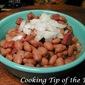 Crock Pot Southern Pinto Beans