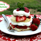 Strawberry Biscuit Shortcake #SavetheBiscuit