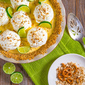 Margarita Ice Cream Pie {+ a Cookbook Giveaway}