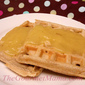 Whole Wheat Waffles with Pineapple Sauce