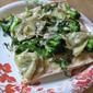 Artichoke, Broccoli, Cheese Pizza ABC 洋蓟西兰花起司比萨饼