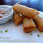 Deep Fried Lumpiang Ubod