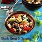 Black Bean & Jicama Salad | Salad Recipes