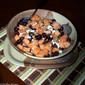 Recipe: Fruit Salad with Cantaloupe, Grapes, Walnuts and Goat Cheese