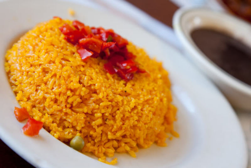 Yellow Rice Recipe by Robyn - CookEatShare