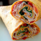 Lunchtime wraps