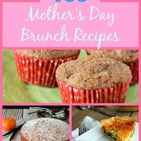 Mother's Day Brunch Recipes {Starbucks Verismo Giveaway!}