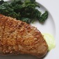 Seared Sesame Ahi Tuna Steaks