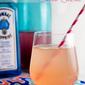 Strawberry Rhubarb Shrub Cocktail #BrunchWeek