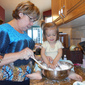 Why Cooking Matters and Family Heirloom Baking Powder Biscuits