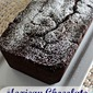 Tried and True: Mexican Chocolate Loaf Cake