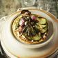 Onion & Zucchini Flatbread