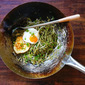 Easy Stir-Fried Kale Noodles