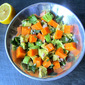 Sweet Potato & Avocado Salad