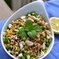 Farro, Feta and Spring Peas