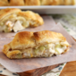 Hot Chicken Salad Crescent Braid