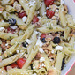 Chicken Pesto Pasta Salad