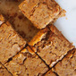 Maple Almond Blondies
