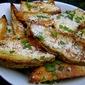 Parmesan Garlic Oven Fries