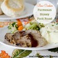 Slow Cooker Parmesan Honey Pork Roast