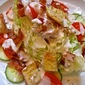 Iceberg Wedge BLTs with Garlicky Buttermilk Dressing