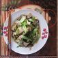 Bok Choy with Oyster Mushrooms 青江菜清炒鸡腿菇/杏鲍菇