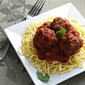 Mom's Meatless Meatballs