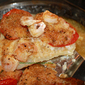 Shrimp Topped Cod