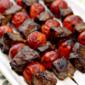 Balsamic Steak Skewers