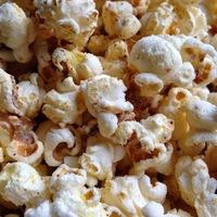 White Cheddar Cheese Chili Popcorn