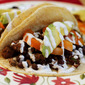 Ancho Chile Beef and Black Bean Tacos, Just Like Mom Never Made