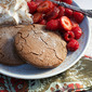 Chocolate Hazelnut Berry Shortcakes