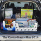 The Costco Haul – May 2014