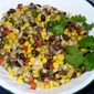 Thai Black Bean & Corn Salad or Salsa