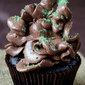 Chocolate Banana Zucchini Cupcakes